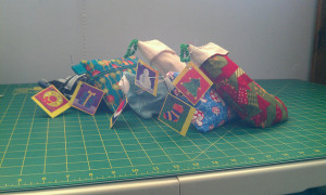 Christmas 2012 Giftings - Gifts Ready!