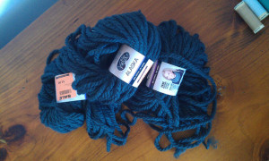Spotlight Haul (7Feb2013) 6 - Alaska Wool Stash