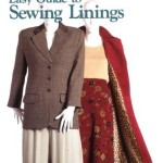 Easy Guide to Sewing Linings Cover