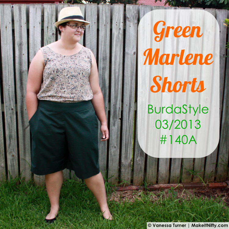 Green BurdaStyle Marlene Trousers-Make It Nifty-01 Title