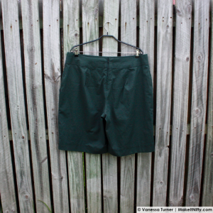 Green BurdaStyle Marlene Trousers-Make It Nifty-03 Hanger Back