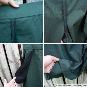 Green BurdaStyle Marlene Trousers-Make It Nifty-07 Details