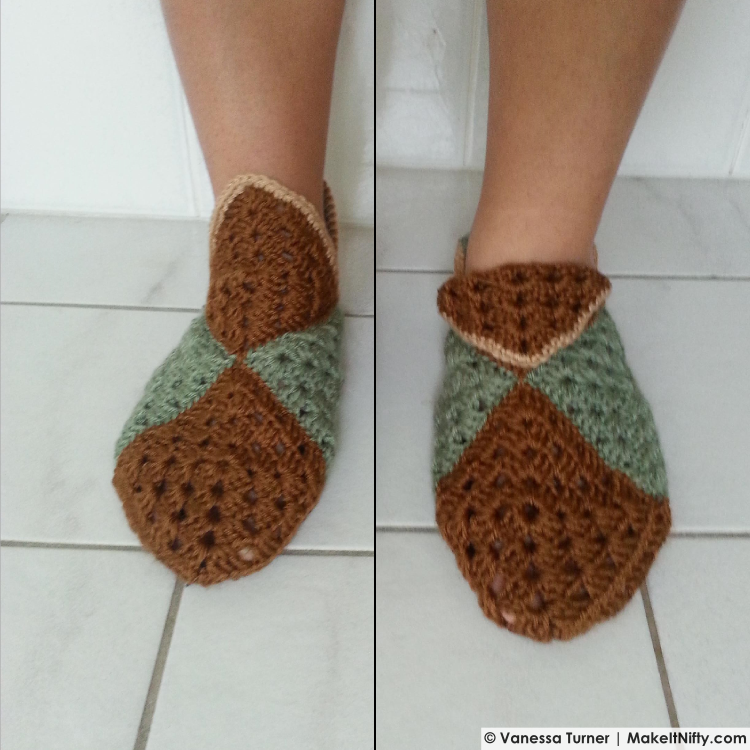 Make It Nifty-Elvish Slippers-FO front