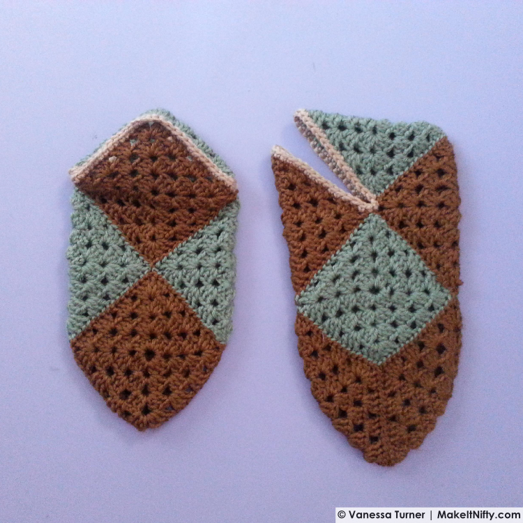 Make It Nifty-Elvish Slippers-Flat