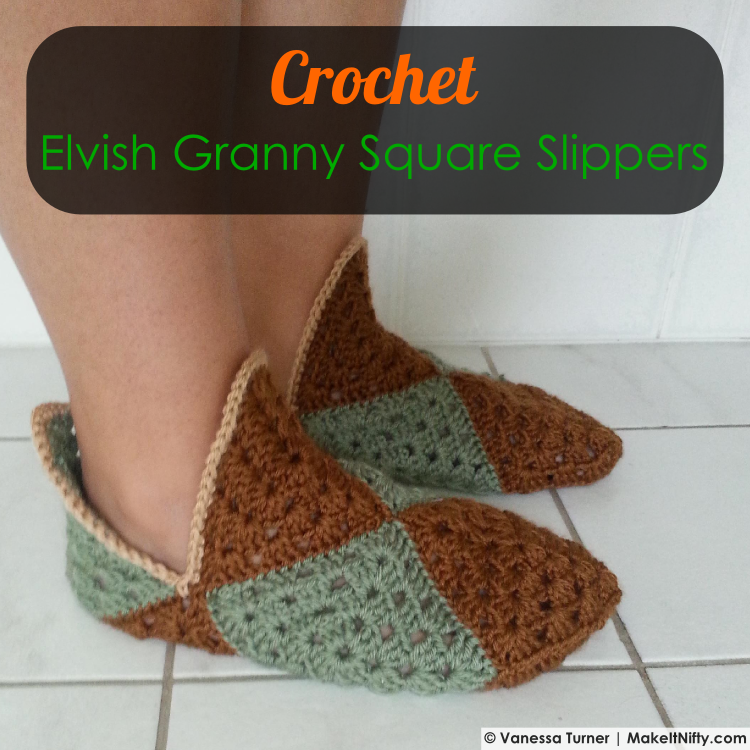 Make It Nifty-Elvish Slippers-Title Image
