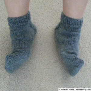 Make It Nifty-Improv Socks-Toes Up