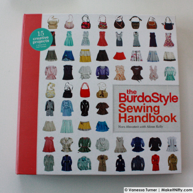 Make It Nifty-The BurdaStyle Sewing Handbook Bag-cover